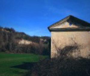 chiesa abbandonata di zena